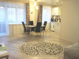 Apartment on naberezhnoy Velikoy, апартаменты/квартира в Пскове