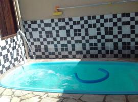 Casa temporada em Paraty, hotel with pools in Paraty