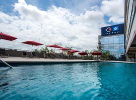 Costa del Sol Wyndham Pucallpa, hotel in Pucallpa