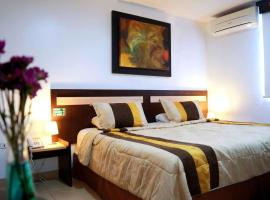 MC Suites Boutique, hotel in Guayaquil