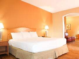 Roy Inn & Suites -Sacramento Midtown, motel in Sacramento