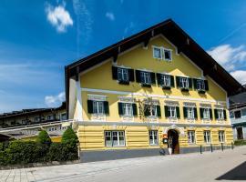 Gasthof zur Post, hotel near Gut Aiderbichl, Seekirchen am Wallersee