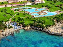 Colonna Resort, hotel with pools in Porto Cervo