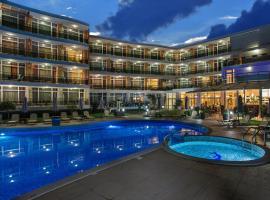 Hotel Miramar - Half Board, отель в Созополе