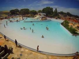 Lacqua di Roma - Resort - Caldas Tur, apartment in Caldas Novas