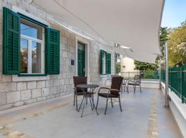 Studio apartment Džapo, hotel near Bacvice Beach, Split