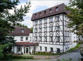 Valdštejn, hotel in Liberec