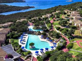 Colonna Hotel Country & Sporting, hotel with jacuzzis in Porto Cervo