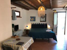 Case del Tramonto, hotell i Ustica