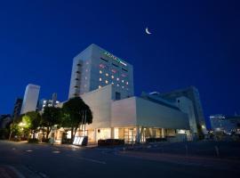ホテル メルパルク岡山、岡山市のホテル