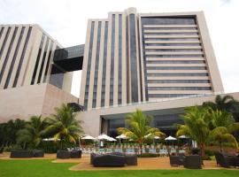 Hesperia WTC Valencia, hotel a Valencia