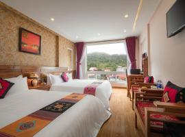 Sapa Luxury Hotel, hotel in Sa Pa