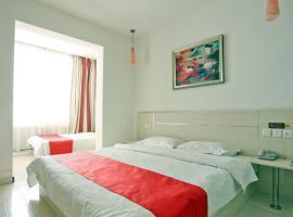 Thank Inn Chain Hotel Dalian Jinzhou, отель в городе Jinzhou