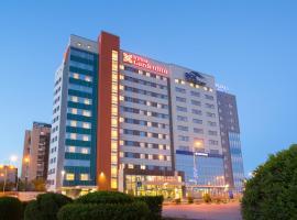 Hilton Garden Inn Volgograd, отель Hilton в Волгограде