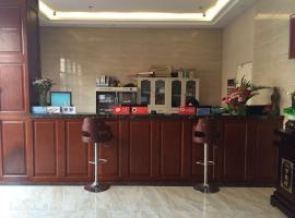 Thank Inn Plus Hotel Jiangsu Taizhou Qiangyan District Government、Taizhouのホテル