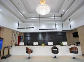 Thank Inn Plus Hotel Hebei Tangshan Road South District Train Station, hotel in Tangshan