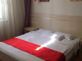 Thank Inn Chain Hotel Hebei Langfang Development Zone, hotel in Langfang