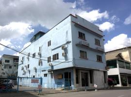 Abell Residence, budget hotel in Kuching