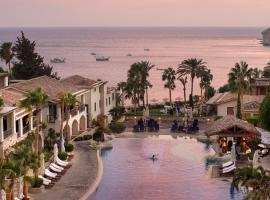 Columbia Beach Resort, hotel in Pissouri