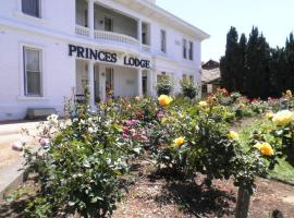 Princes Lodge Motel, budget hotel in Adelaide