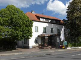 Hotel & Ristorante Positano, Hotel in Radeburg