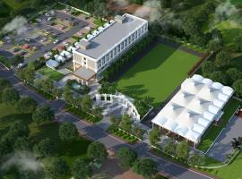 Pride Hotel & Convention Centre Indore, hotel in Indore