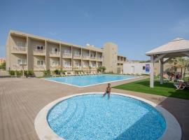 Oasis Porto Grande, отель в Минделу