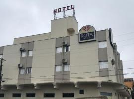 Rota Hoteis Uberlandia, hotel em Uberlândia