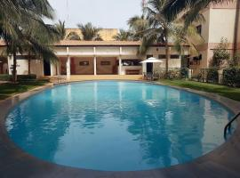 Palace Hotel, hotel a Ouagadougou