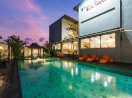 RedDoorz Plus near Mall Bali Galeria 2, hotell i Denpasar