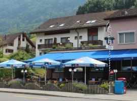 Hotel Schiffahrt, hotel in Mols