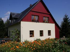 Apartmán České Švýcarsko, hotel v destinaci Krásná Lípa