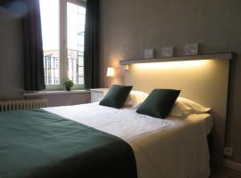 Hotel Notre Dame, hotel din Bruges