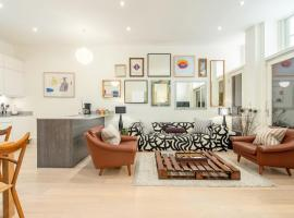 Merino Hospitality, loma-asunto Lontoossa
