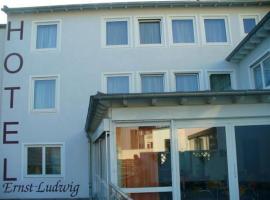 Hotel Ernst Ludwig, hotel in Darmstadt