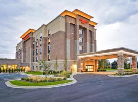 Hampton Inn Livonia Detroit, hotel near Baker College, Livonia