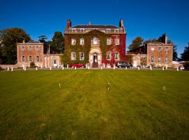 Culloden House Hotel, country house in Inverness