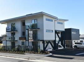 Bealey Plaza Motel, motel in Christchurch