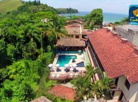 Hotel Canto do Rio Maresias, hotel in Maresias