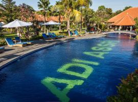 Adi Assri Beach Resorts And Spa Pemuteran, beach hotel in Pemuteran
