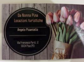 Da Nonna Pina, apartment in Pisa