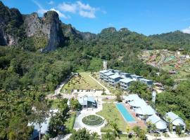 Arawan Krabi Beach Resort, hotel in Ao Nam Mao