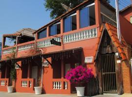 Piccola Pousada, hotel perto de Parque Aquático, Águas de São Pedro
