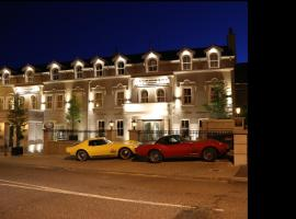 The Fairview Boutique Hotel, hotel in Killarney