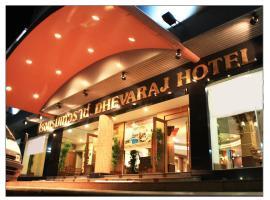 Dhevaraj Hotel, hotel in Nan