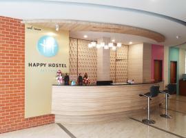 Happy Hostel, hotel in Pattaya