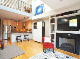 HGTV Penthouse 6th & M NW - Next to Conv. Center, apartment in Washington, D.C.