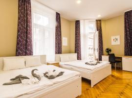 Centric Lifestyle Apartments, Ferienwohnung in Budapest