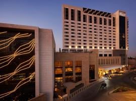 Fairmont Amman, hotel near Birzeit University, Amman