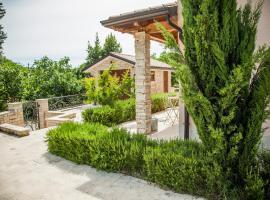 Apartment in Villa, near Piran, ubytování v destinaci Strunjan